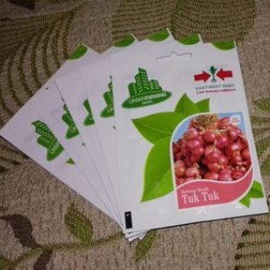 Benih Bawang Merah Tuk Tuk isi 600 biji