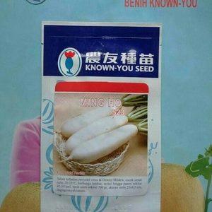 Bibit Benih Lobak Putih Ming Ho