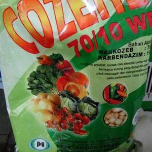 Fungisida Cozene 70/10 WP 100 gram