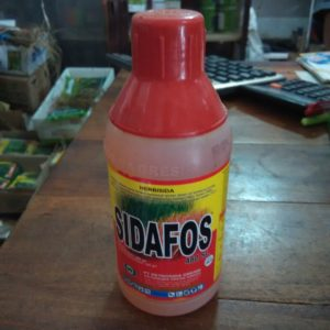 Sidafos 480 SL kemasan 200 ml